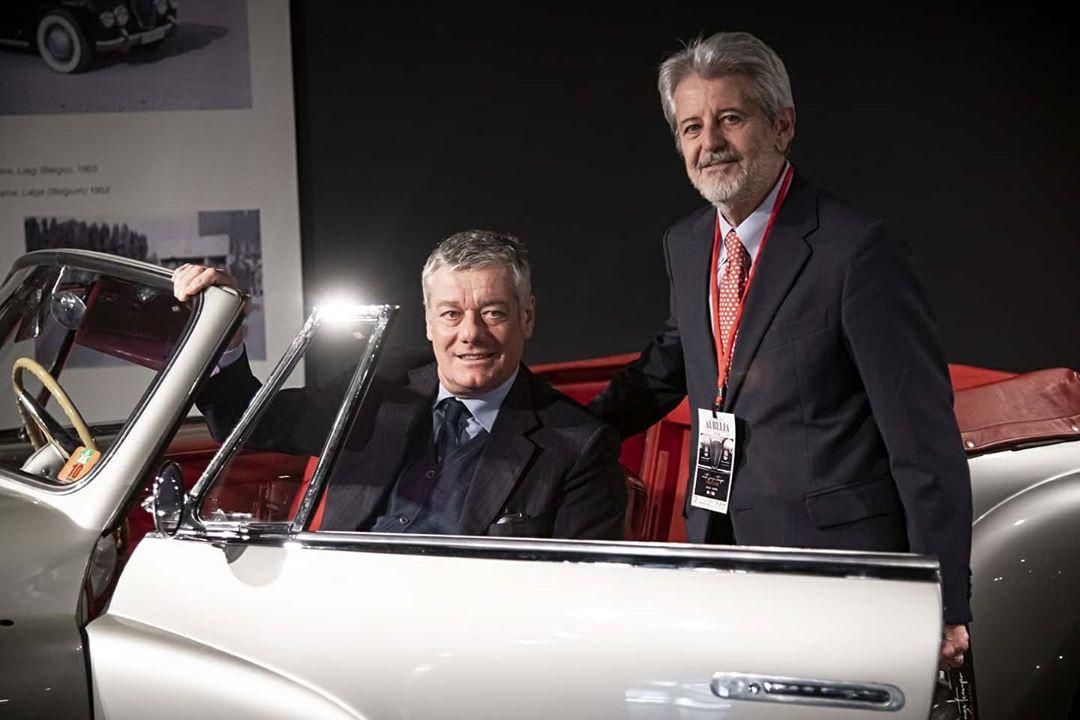 Presidente Pininfarina - Paolo Pininfarina e Vice Presidente Aubay - Renato De Donatis