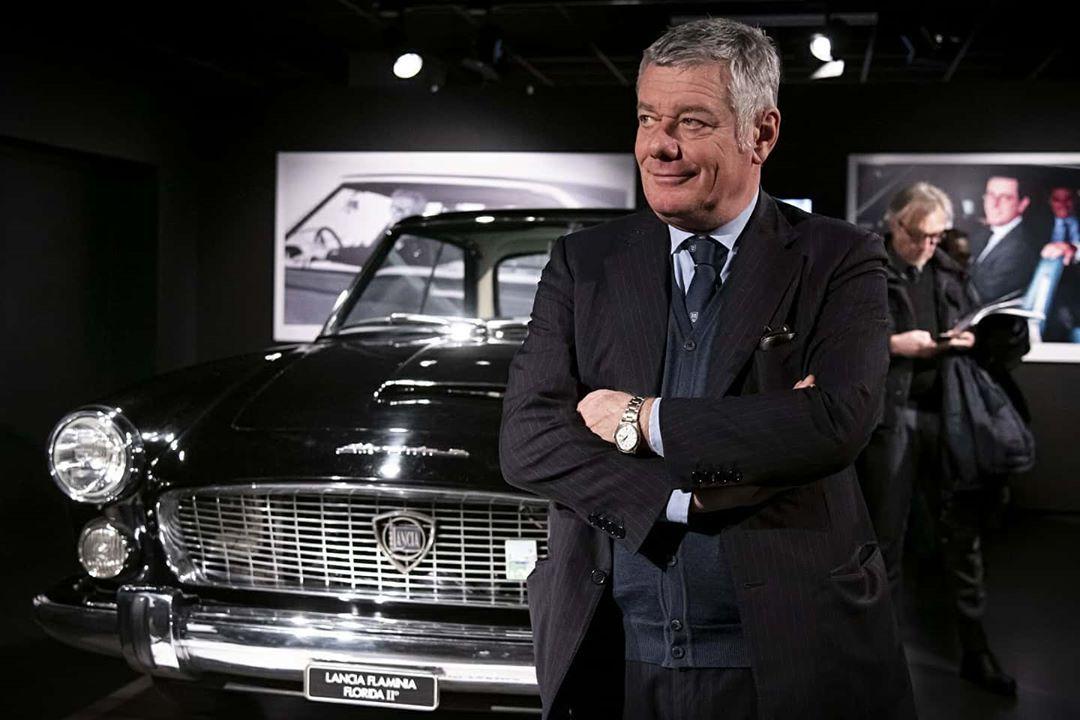 Presidente di Pininfarina - Paolo Pininfarina