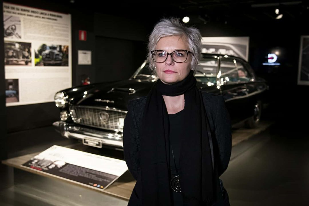 Vice Direttore Fondazione Pirelli - Laura Riboldi